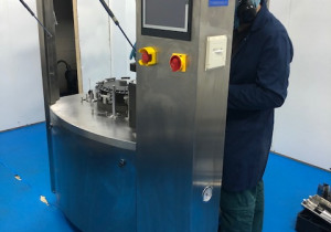 Min Hua Fully Automatic Capsule Filling Machine