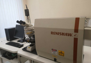 Renishaw RM1000 Research Laser Raman Microspectrometer