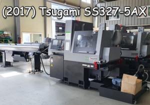 CNC Swiss Tsugami
