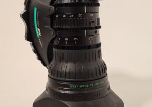 Fujinon lens XA20sx8.5BERM-K3 with control Fujinon SS-01