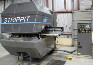 Machine 28961 Lvd Strippit Model 1000 Xp Cnc Turret Punch