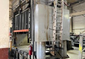 500 Ton Bliss Straight Side Press.