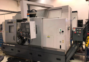 Okuma - Space Turn LB 3000 MY CNC Lathe with C / Y Axis