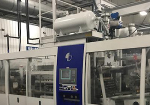 Thermoformeuse Gabler M60 Inline Form / Cut / Stack d'occasion