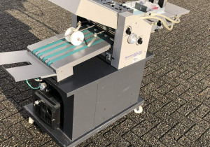 Horizon EF35  Folding machine (4 pages)