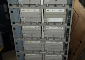 APC SYXRCC Extended Run Battery Cabinet