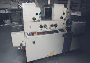 Ryobi  3302 Printingmachine - Two Colour