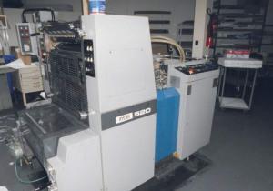 Ryobi 520 Printingmachine - One Colour