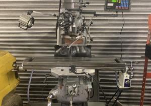 Turret Mill Semco Milling Machine