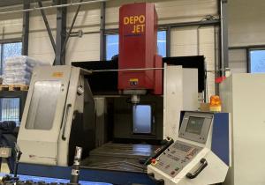3-axis machining centre DEPO - DEPOJET 8 Double column VMC 1200 x 800 x 700 mm