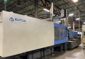 Used 596 Ton Haitian Ma5300/4500 Injection Molding Machine