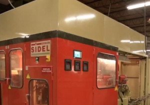 Used Sidel Sbo 2/3 Stretch Blow Molding Machine