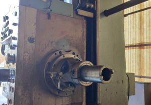 Horizontal boring machine WH 10 NC, NS 260