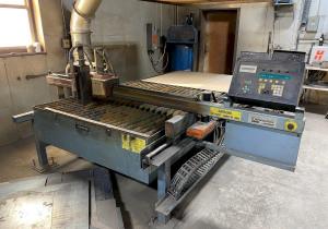 "60"" X 120"" Lockformer Vulcan 2000 Plasma Cutting Machine."