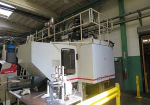 Machine de moulage par soufflage à tête d'accumulateur Cincinnati modèle E90