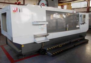 Haas Vf-11 Cnc Vertical Machining Center