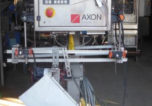 Étiqueteuse, applicateur de manchon, Axon, Mdl Ez200