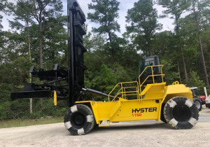 2006 Hyster H1150HD-CH 5-High Loaded Mast Container Handler