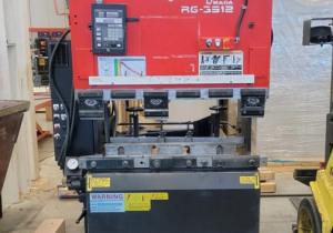 "35 TON X 49.21"" AMADA RG-3512LD MFG:2001"