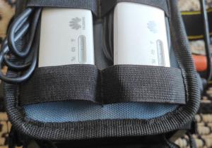 LIVEU 200E Up to 4 network links,including 2 x USB HUAWEI