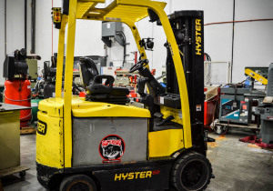 Hyster E60Z-33 6000Lbs Forklift