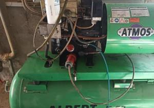 Screw compressor ATMOS Albert E50
