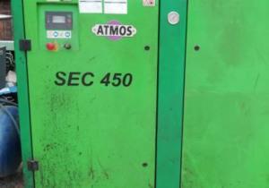 Screw compressor ATMOS SEC 450