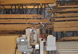 Complete Operation Engineered Flooring Line