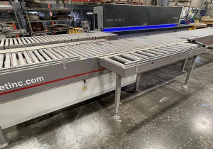 Doucet Edgebander Return Conveyor
