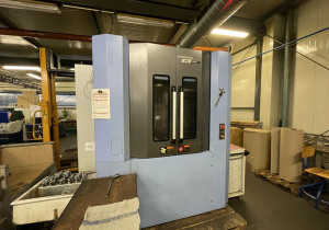 Machining center (horizontal) Doosan HC 400 II