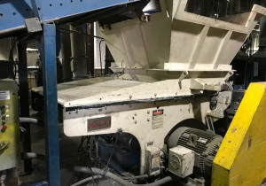 Vecoplan RG 52/100 HP Single Shaft Shredder