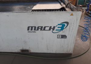 Plasma / gas cutting table FLOW - MACH3 3020B  CNC Waterjet 3000 x 2000 x 4000 Bar 6372 = Mach4metal