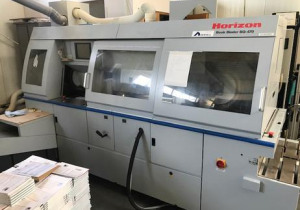 Perfect binding machine Horizon BQ 470 PUR ref 2509EU