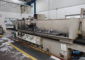"Okamoto Acc-20-120Dx, 20"" X 120"" Travels, Incremental Down, Paper Filtration, Magnetic Chucks With Demag, New 2000"