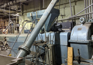 """Used 4.5"""" Prodex 34:1 L/D 200 Hp With Gala Complete Pelletizing Line"""