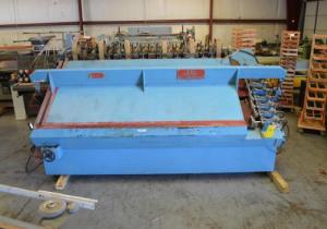 L And L Da-100 High Frequency Press Gluing Machine