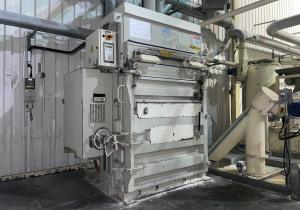 HSM VL 500.2 Vertical Baler