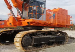 2001 Hitachi EX1200BE-5 Excavator – 119 Ton