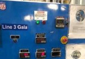 Pelletiseur sous-marin Gala modèle 6 d'occasion