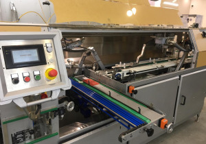 Overhauled Hartmann GBK-420 SL-30 Automatic Packing and Slicing Line