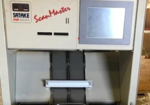 Used Satake Smii-200Ie Optical Sorting System