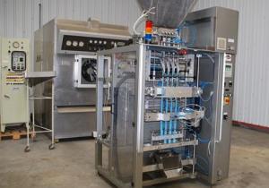 Alp / Masek HBV 4 B Bagging machine - Vertical -  Sachet machine