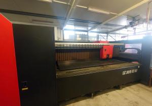Amada LC 3015 X1 NT laser cutting machine
