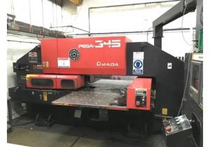 Amada Pega 345 CNC punching machine