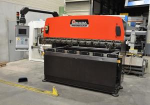 Amada Promecam ITP 80 t x 2500 mm CNC Press brake cnc/nc