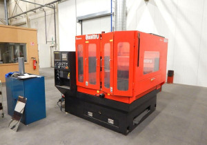 Amada Quattro 1250 x 1250 laser cutting machine