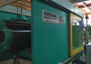 Arburg 470C-2000-675 Injection moulding machine
