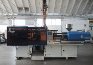 Bmb eMC 200/870 Injection moulding machine
