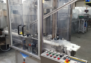 BOSCH   mod. VRM 6060 - Rotary vial capping machine used