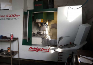 Bridgeport VMC 1000 X 22 MOULDMASTER